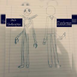 jackskellington slanderman halloween