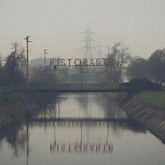 oldphoto winter fog