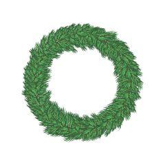 freetoedit wreath