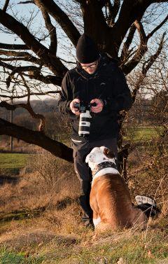 dog kalle nature photography