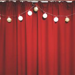 freetoedit red lights drama curtain