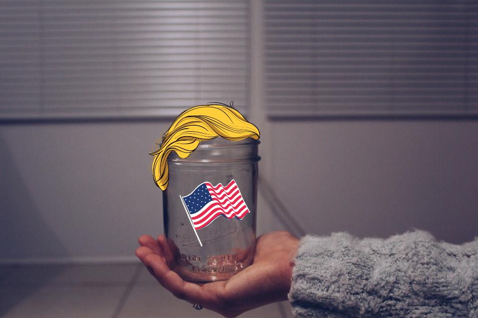 #FreeToEdit #trump