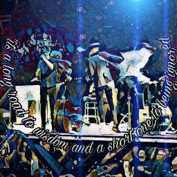 lumineers whereismymind wayforward tribute live