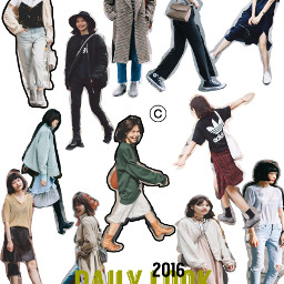 fashion style ootd outfit collection