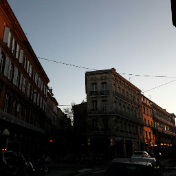 toulouse france buildings sunset streetphotography freetoedit