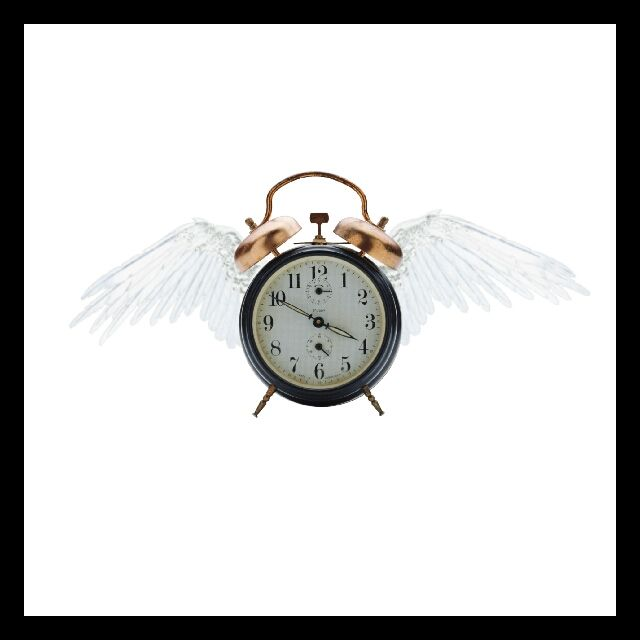 #FreeToEdit Time does really fly! #flyingclock #timeflies #watchout #itscoming #surrealism