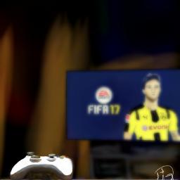 fifa17 digitaldrawing gamepad