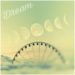 freetoedit dreams ferrieswheel moon