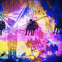 freetoedit carnivalrides party multicolor