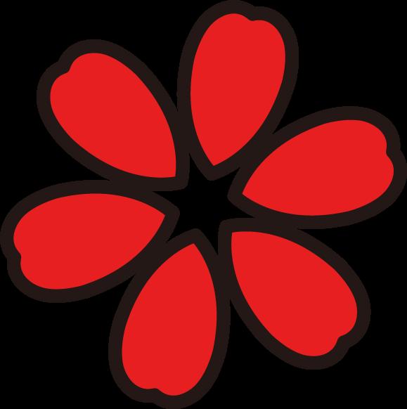 #redflower